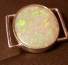 Opal broach