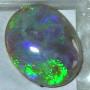 opal crystal green blue,gemstone opal,opal crystal