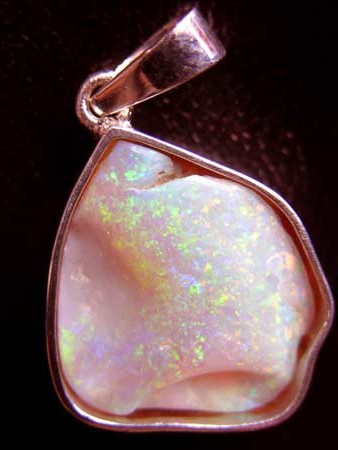 Freeform jewelry,freeform opal jewelry