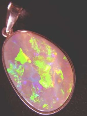 opal necklace,Jewelry opal necklace,opal pendant