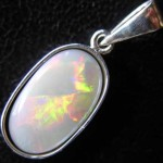 silver opal jewelry,opals necklace