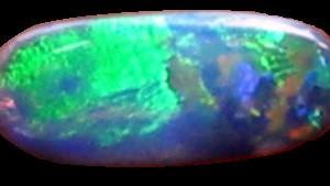 black opal,green orange black opal,opal gemstone,custom jewellers