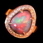 australian opal jewelry,australian opal rings