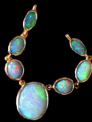 jewelry,opal,necklace,Jewelry with opals