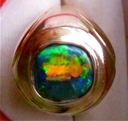 custom black opal rings,australian opal rings,black opal rings,handmade jewelry,black opal jewelry,australian opal jewelry