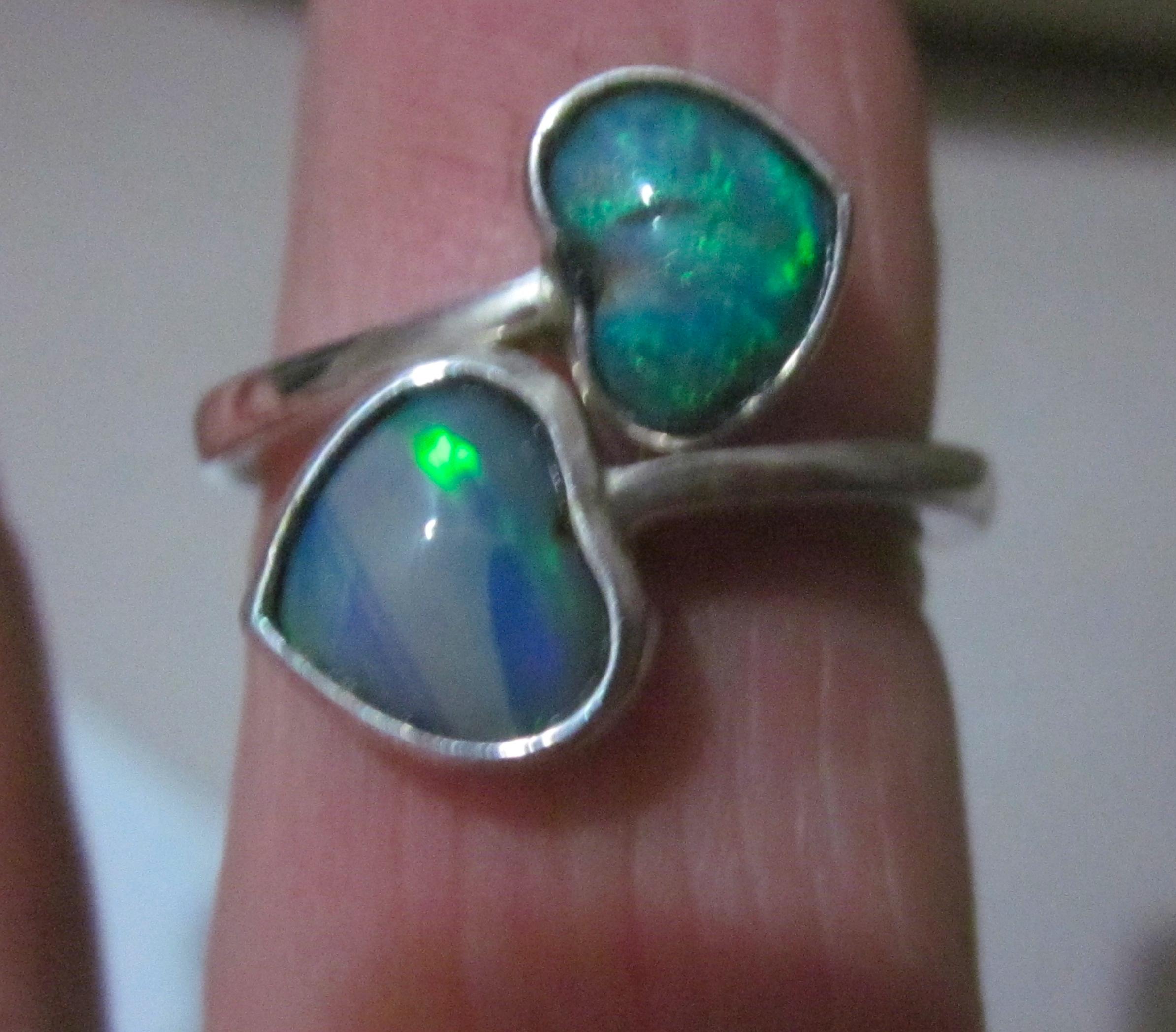 opal rings,australian opal rings,black opal rings,handmade jewelry,black opal jewelry,australian opal jewelry