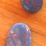fire opal, australian fire opal,black opal