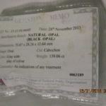 sale black opal,big opal gemstone