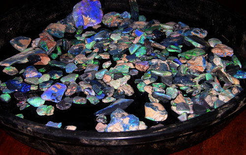 gemstones gemstone opals australian black product rough opal grading pricing buying sold