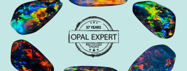 Jewelry Opal .