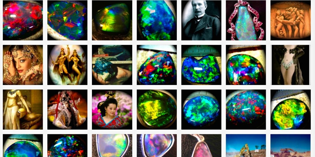 about opals, information on opals