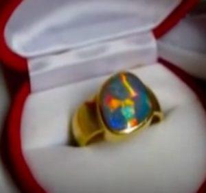 handmade opal rings