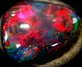australian opal, gemstone ,australian heritage, australian treasures,opal,black opal
