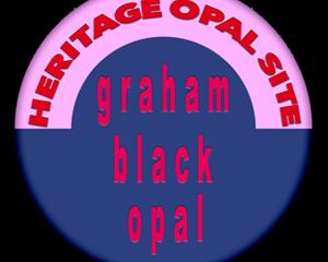 About Australian opals worth $1400.00 dollars.