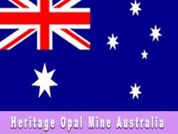 Rings Australian opals.