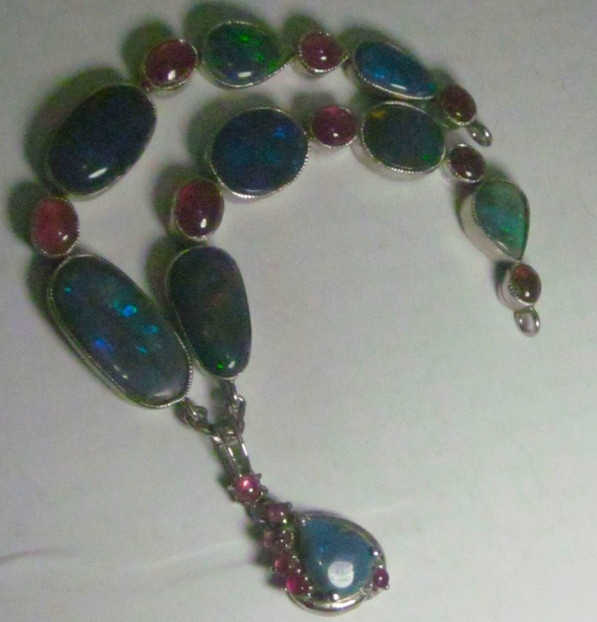 silver opal jewelry,jewelry opal necklace