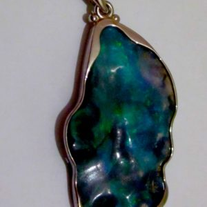 opal silver pendent,opal necklaces,jewelry opal pendent