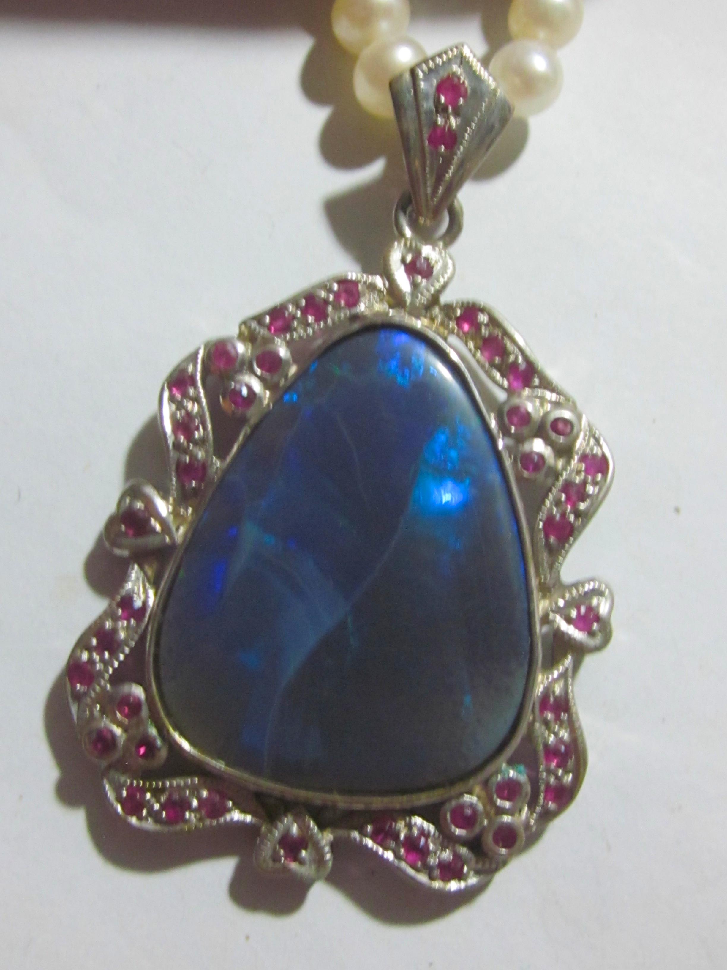 Opals Jewelry Australian Opal Rings Black Opal Rings