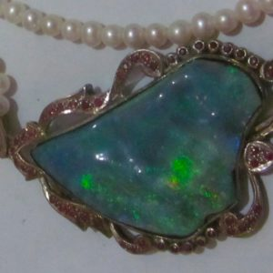 jewelry stores,opal pendent