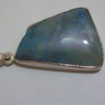 pendant and opal
