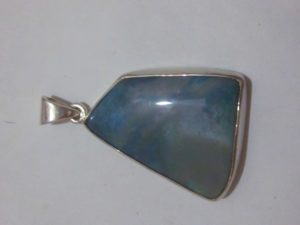 pendent and opal