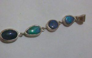opal pendant necklace,opal pendant,opal necklace