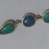 necklace online,opal necklace,handmade opal necklace