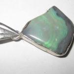 opals pendant