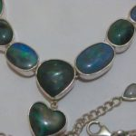 necklace online,opal necklace