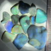 black opals, opal rough, opal rubs,opal