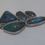 black opal jewellery,pendent black opals