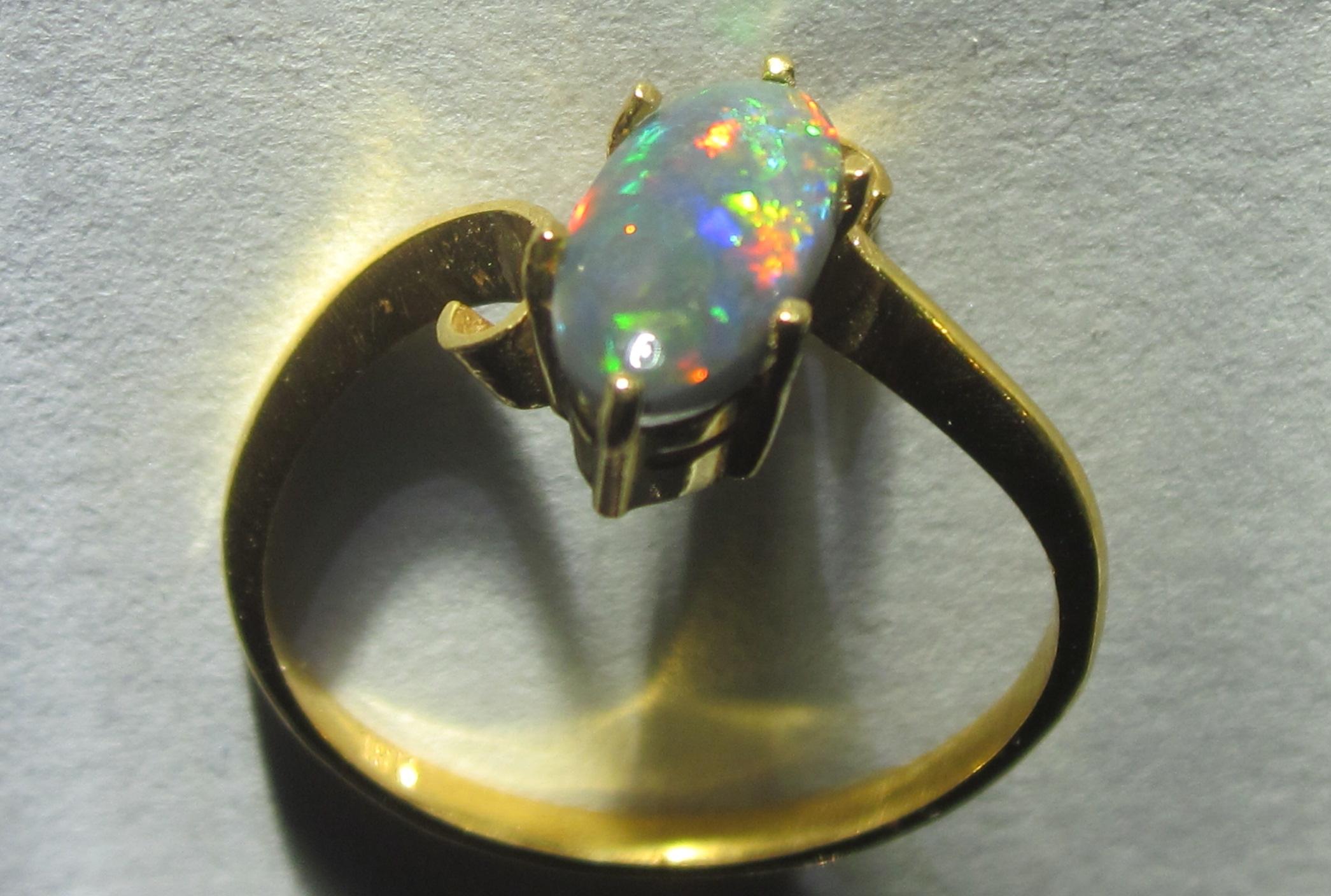 black opal rings,opal rings