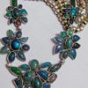 black opal necklaces