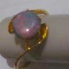 black opal rings