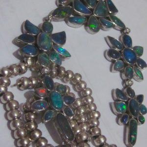 blackopal necklaces