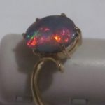gold opal rings,opal rings