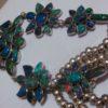 opal neck lace