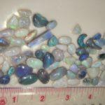 black opal parcels