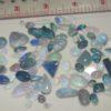 opal rough,opal rubs