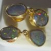 earrings opals,black opal earrings,opal earrings