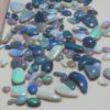 cut polished opal package