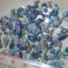 opal parcels, australian black opals