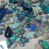 polish black opals