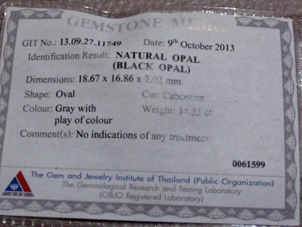 gemstone opal testing,opal testing,gem lab testing services