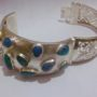 bracelet with opals