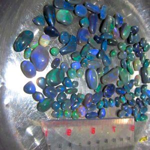 wholesale black opals, wholesale black opals,opal parcel
