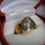 australian opal rings,opal rings,gold opal rings