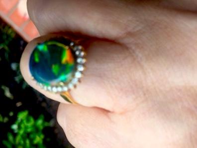 Opal Diamonds Rings Still Available.