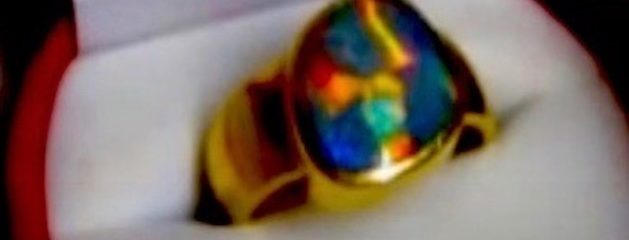 Custom Made Opal Rings.