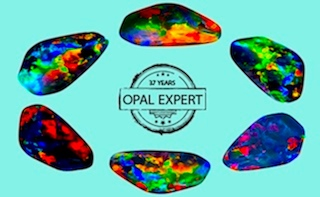 Opal Engagement Rings Handcrafted – Opal Jewellery Custom Made.